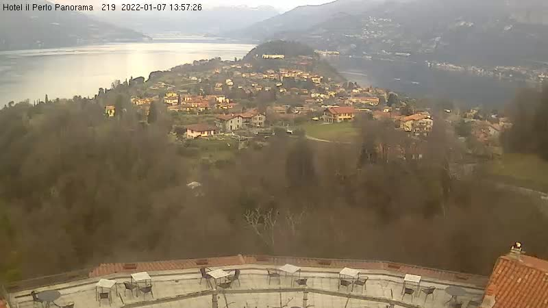 webcam Bellagio