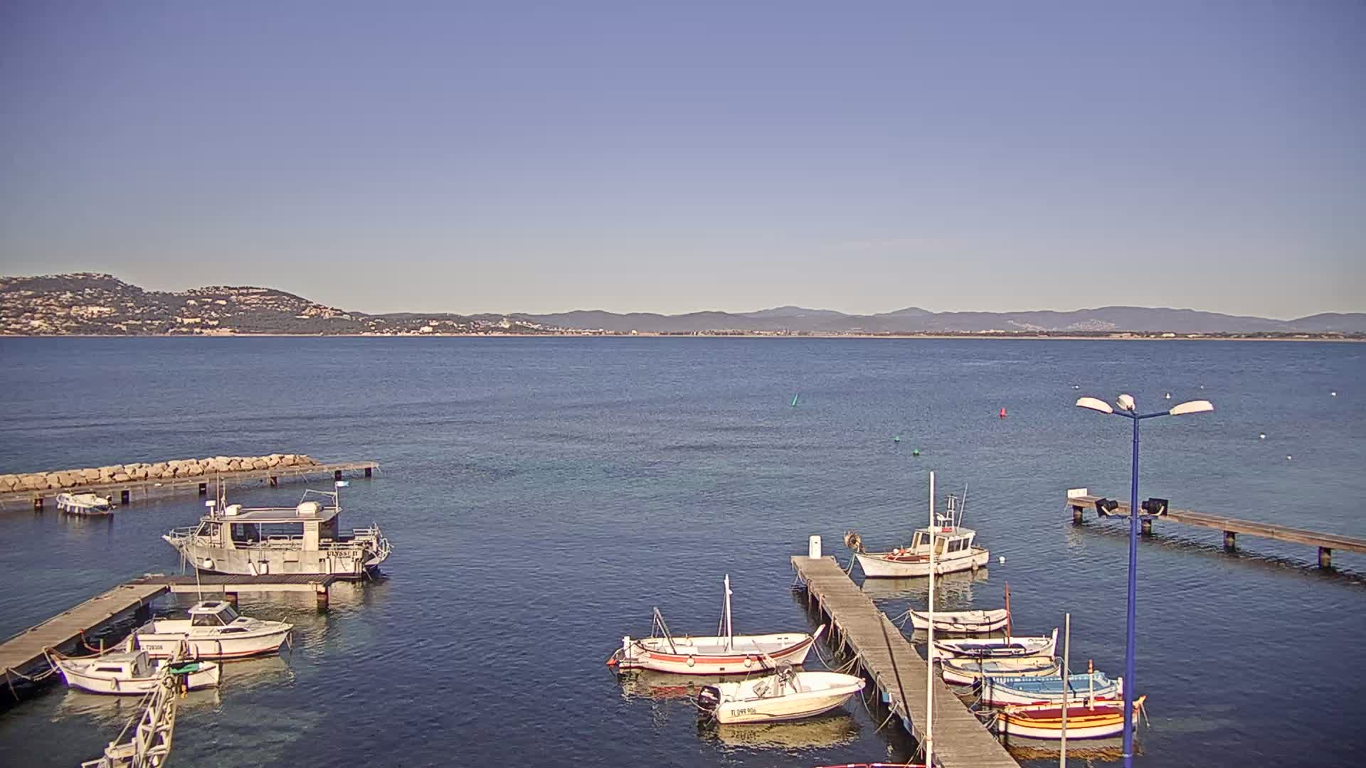 webcam Hyères - Giens - La Madrague