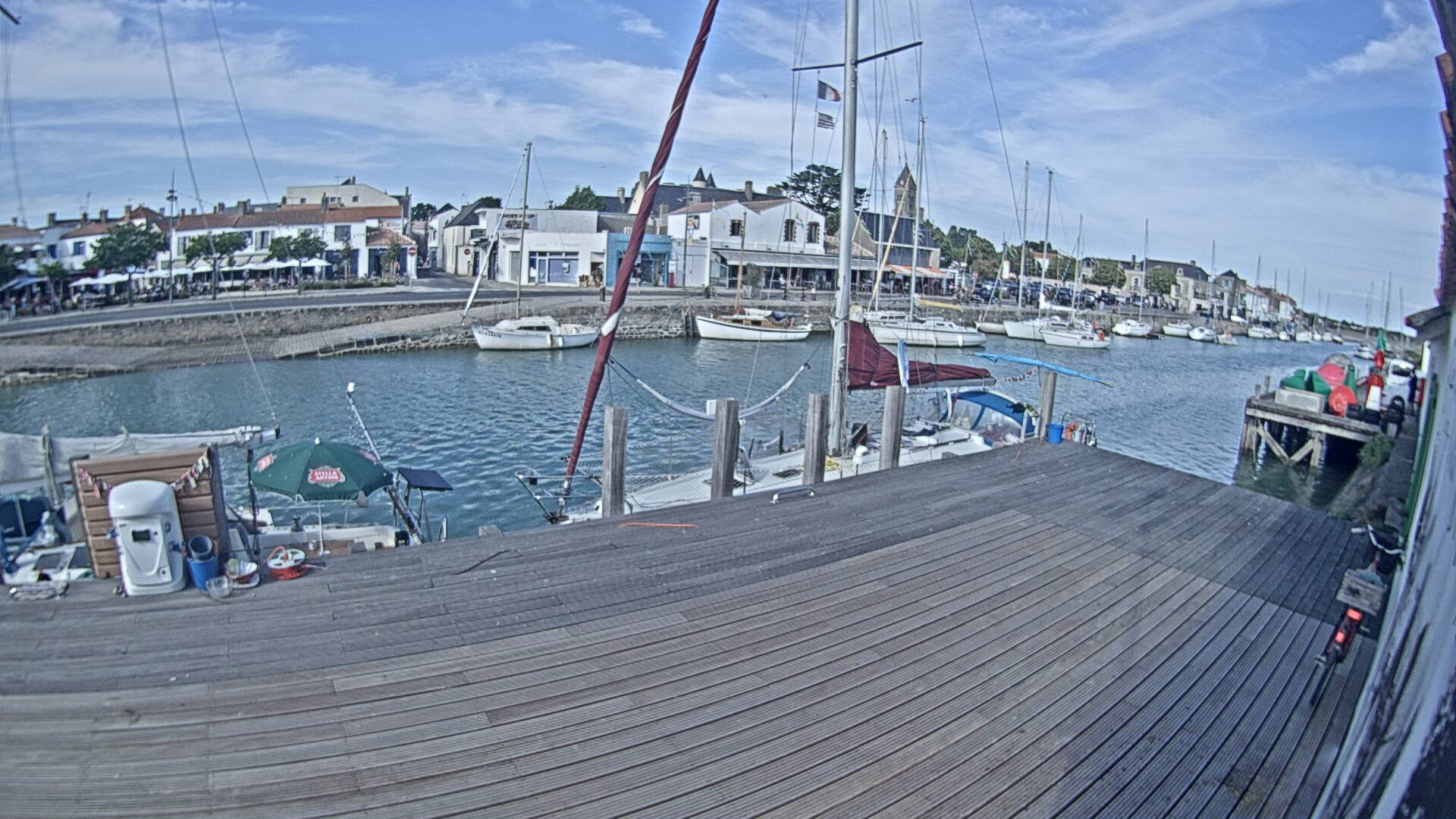 webcam Noirmoutier