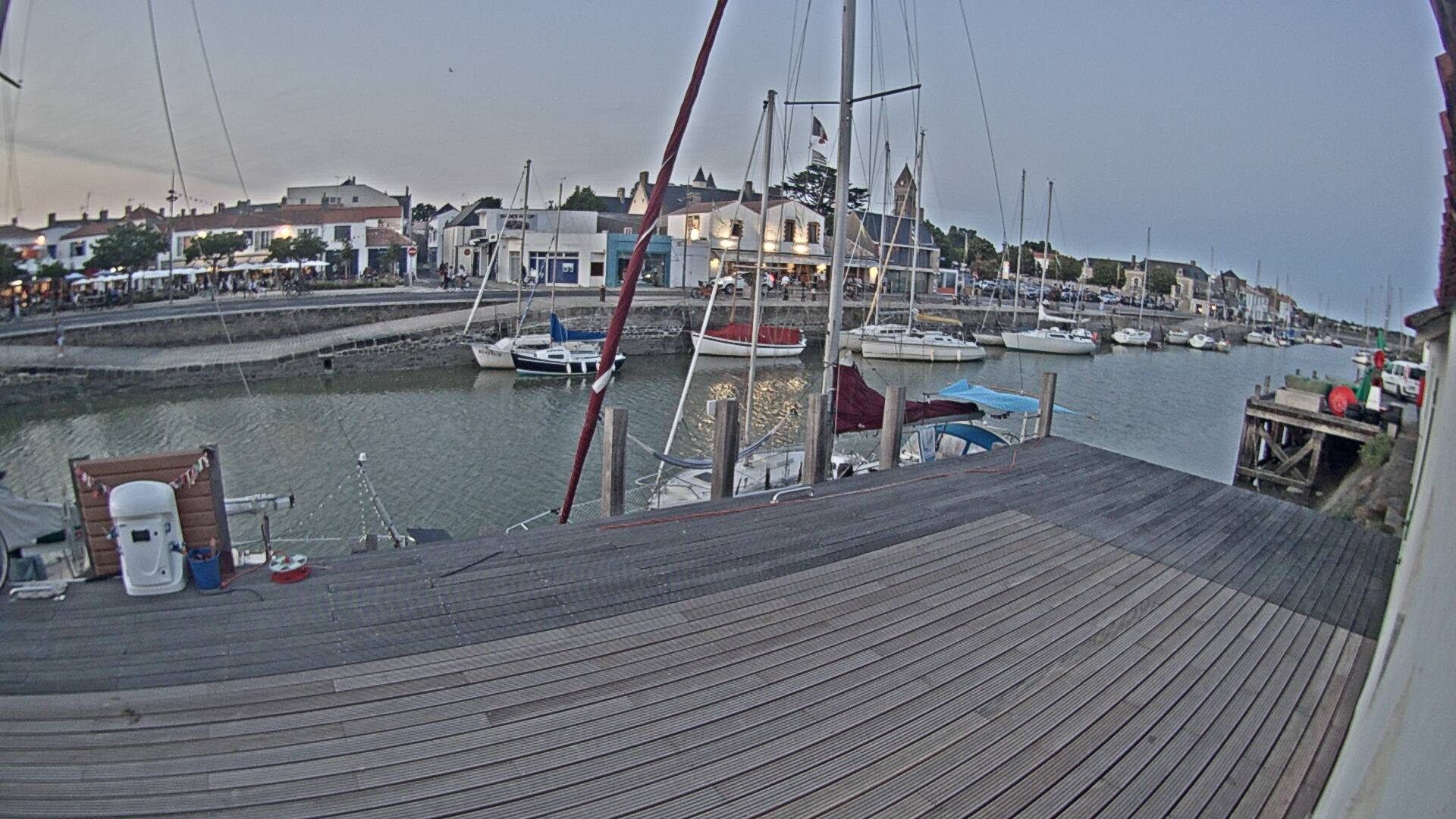 webcam Noirmoutier en l'Île