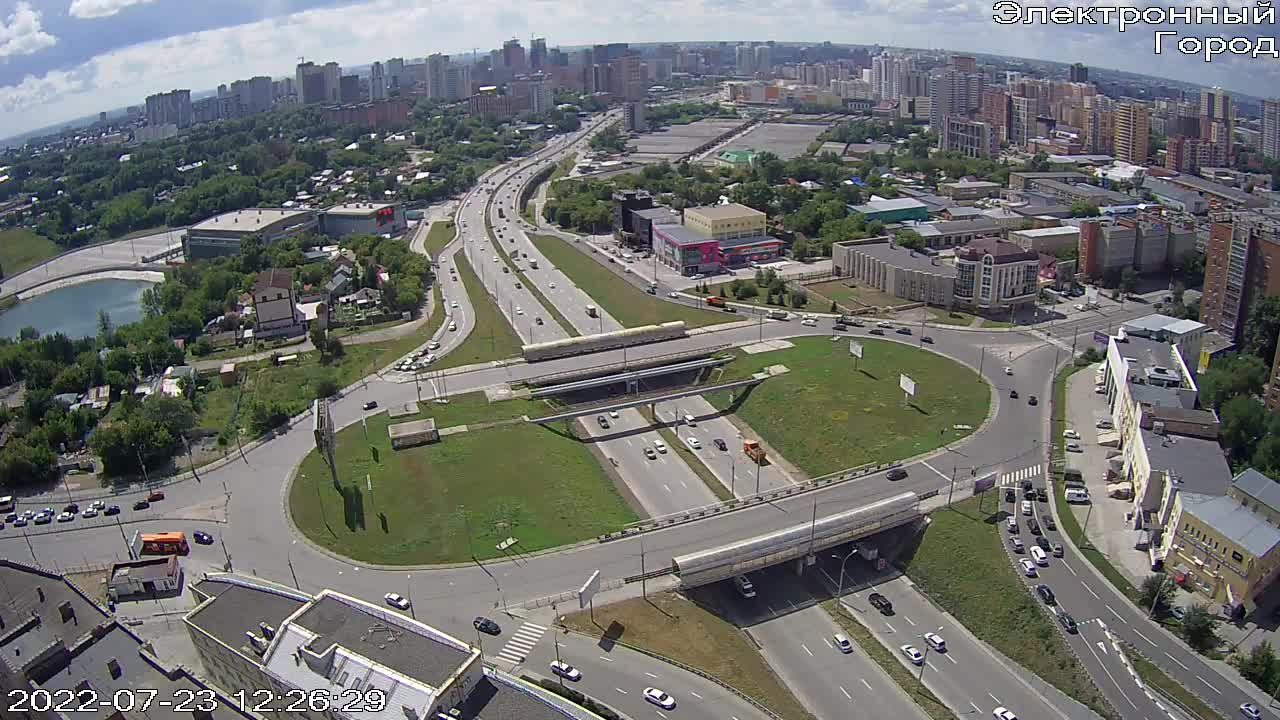 webcam Novossibirsk