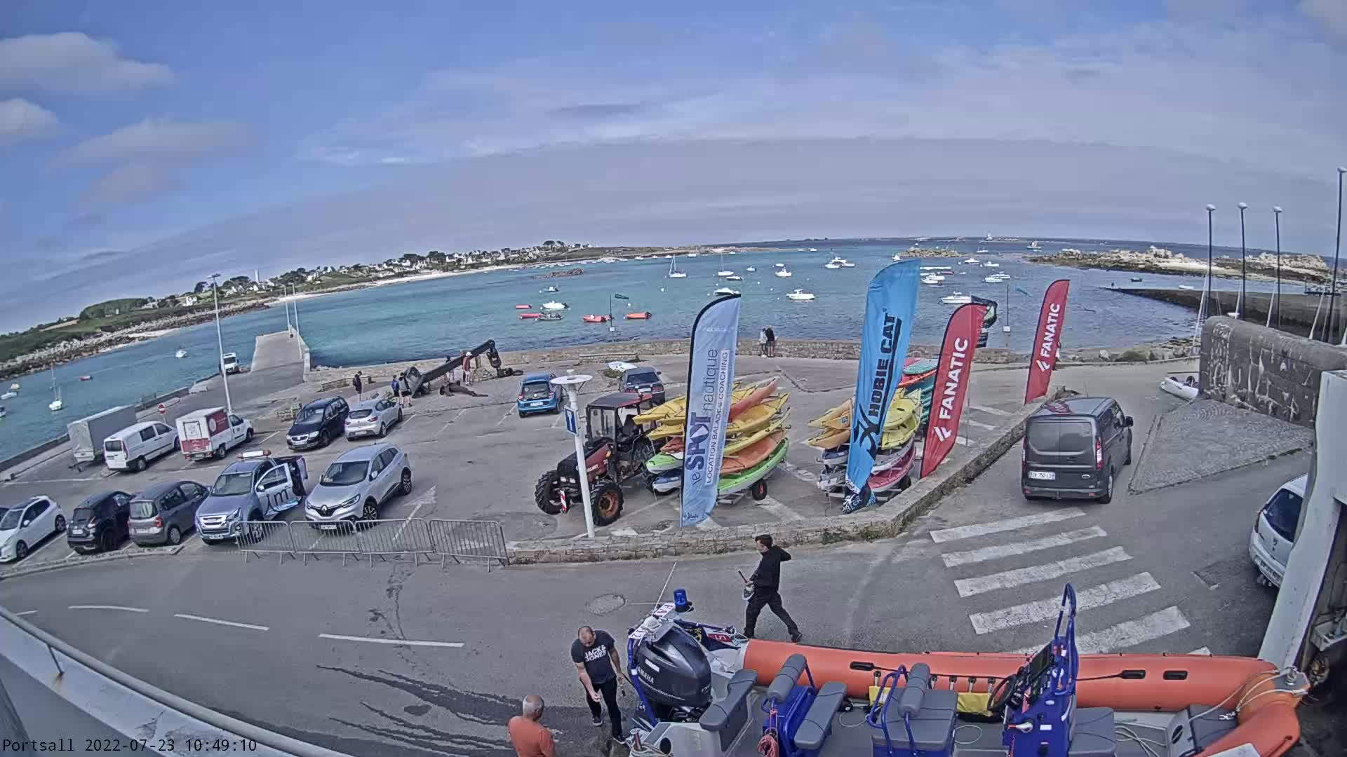 webcam Portsall