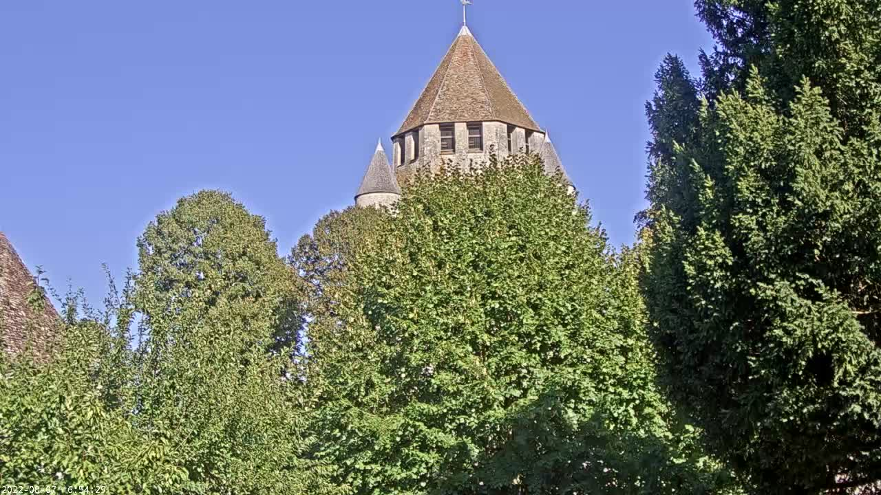 webcam Provins - La Tour César